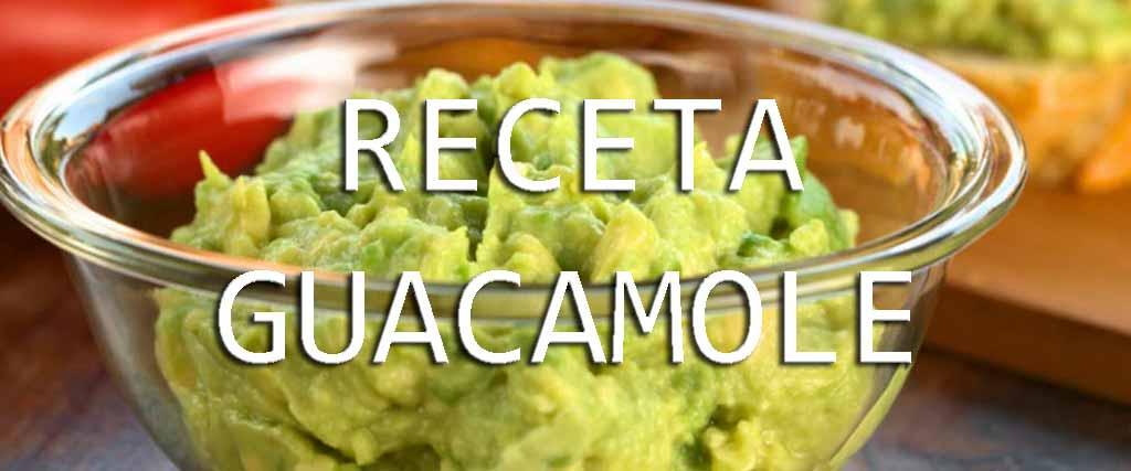 RECETA-GUACAMOLE